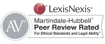 Martindale-Hubbard Peer Review Rated